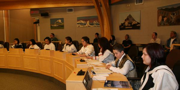 2012 Youth Parliament