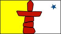 Flag of Nunavut
