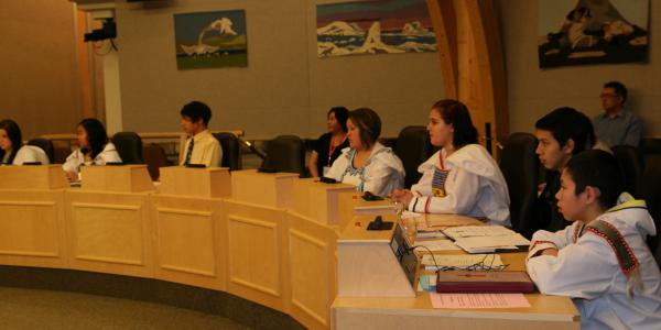2010 Youth Parliament