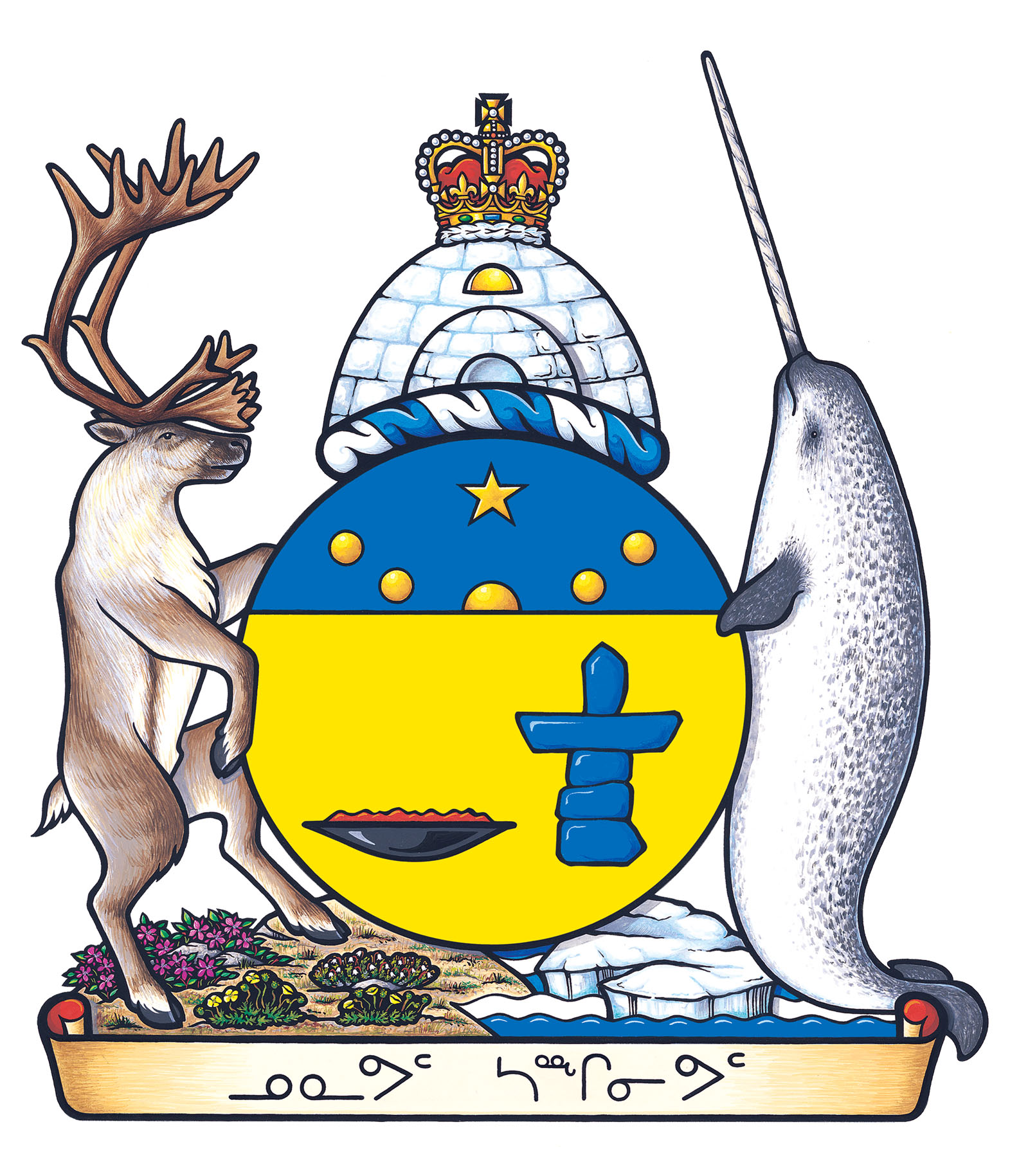 Official Symbols Gallery Nunavut Legislative Assembly